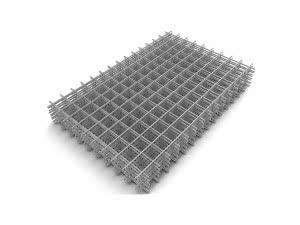 Сетка металлическая 100х100х3мм карта 1х2м