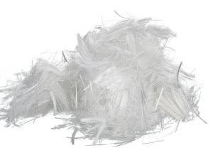 Фиброволокно 12 мм (полипропиленовое), 1 кг
